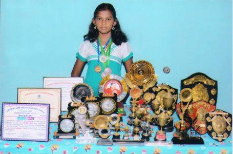 இந்தியாவின் மிகப் பெரிய பொக்கிஷம் – விசாலினி